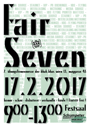 Messeplakat FairSeven