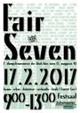 Messeplakat FairSeven