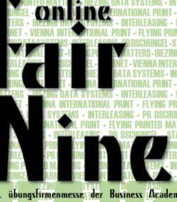 Plakat ONline Trading Day Maygasse
